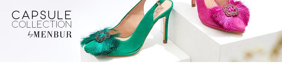 zapato de salon menbur