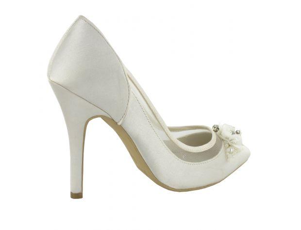 ARIADNA zapatos novia Menbur