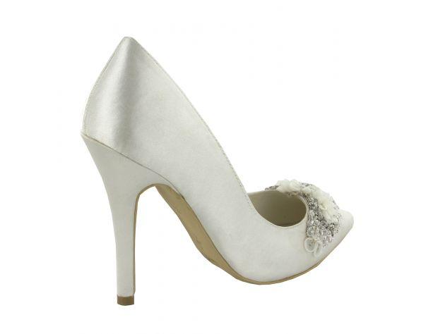 AGRIPINA bridal shoes Menbur