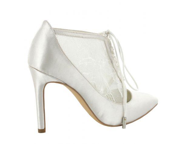 ELIZABETH zapatos novia Menbur
