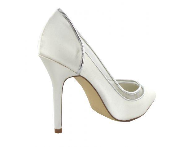 BERENICE zapatos novia Menbur