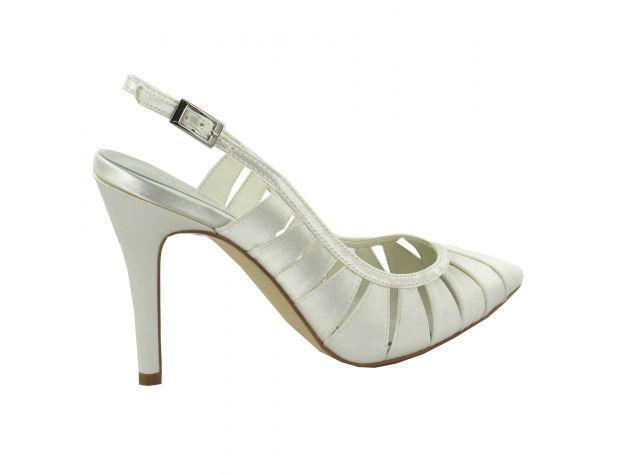 WENDY zapatos novia Menbur