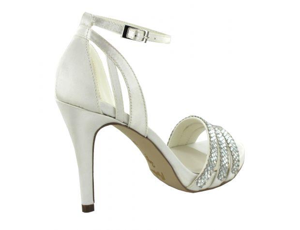 CLOE zapatos novia Menbur