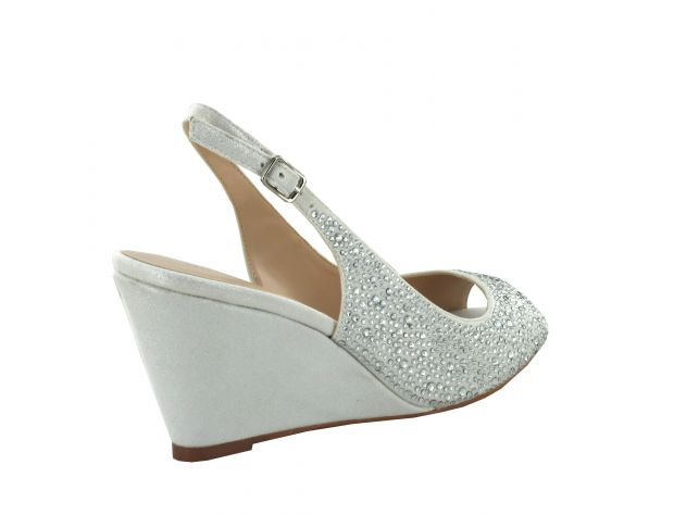 ZAIDA zapatos novia Menbur