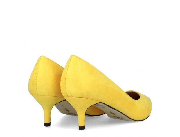 STELVIO mid&low heel Menbur