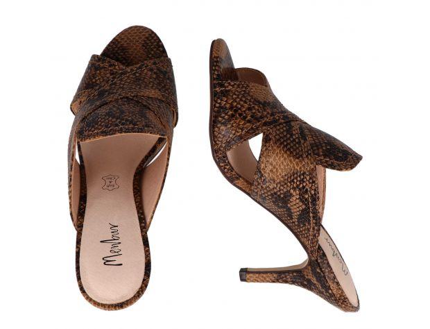 VALLICELLA mid&low heel Menbur