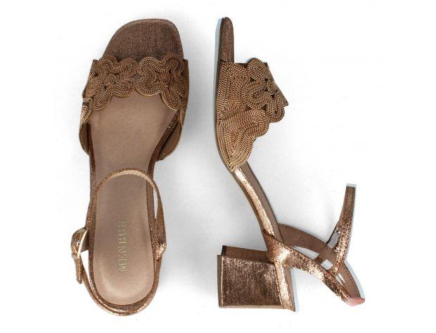 VERBICARO mid&low heel Menbur