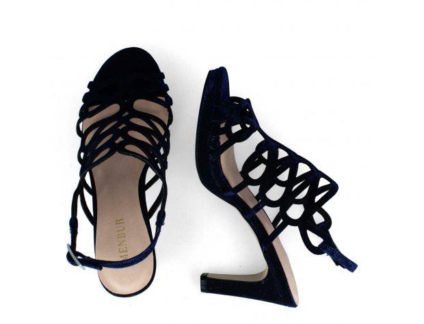 VERONELLA mid&low heel Menbur