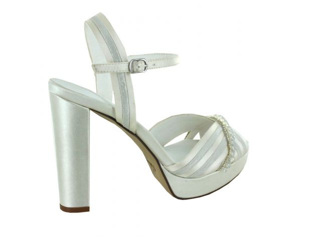 MESU bridal shoes Menbur