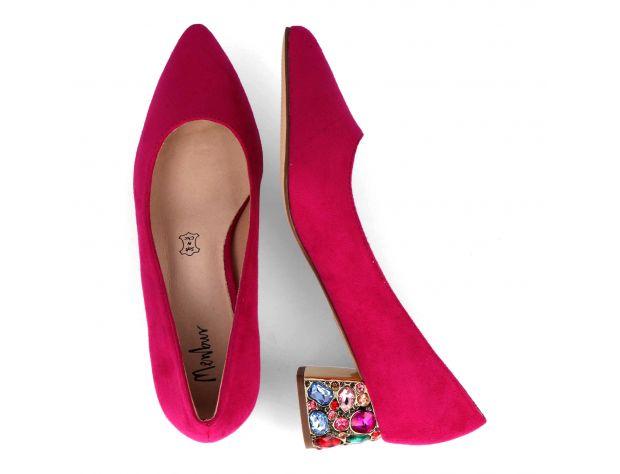 SUTRIO mid&low heel Menbur