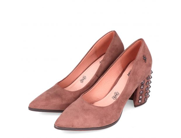 TALAVORNO mid&low heel Menbur