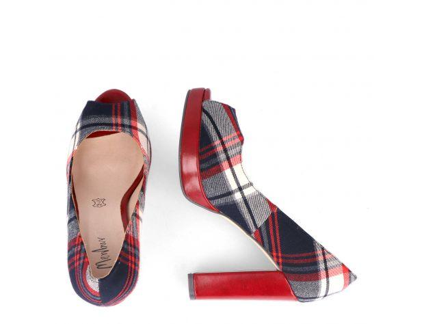 ALBERI zapatos Menbur