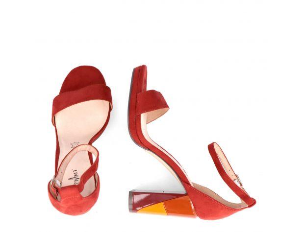 TORRINI mid&low heel Menbur
