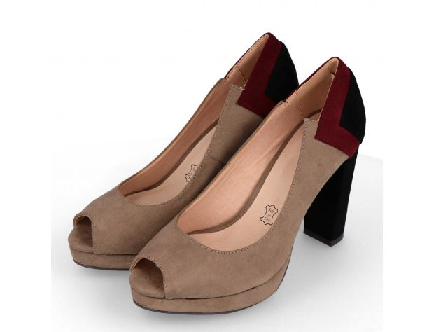TRAVERSARA high heels Menbur
