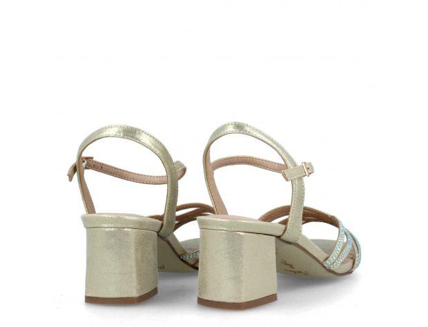 ALBISANO mid&low heel Menbur