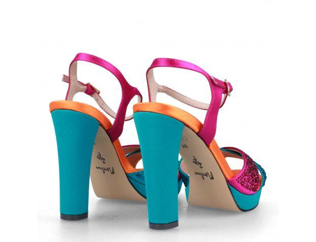 BRIGANTE high heels Menbur
