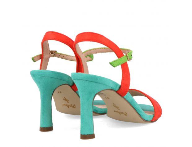 BELLUSSI mid&low heel Menbur
