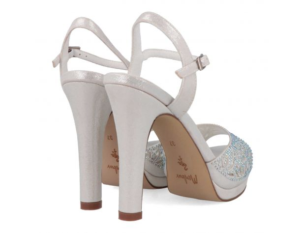 FLAMINIA bridal shoes Menbur