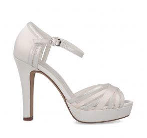 Scarpe Sposa Online Italia.Bridal Shoes Matching Bridal Shoes Menbur Shop Official Site