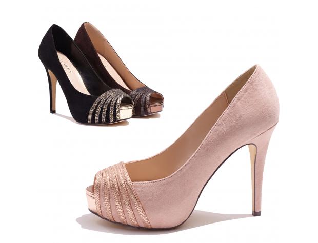 BIDASOA high heels Menbur