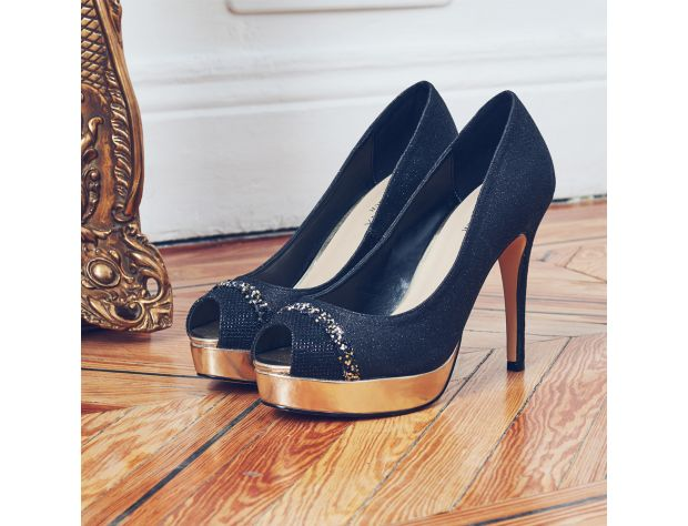 NERVION high heels Menbur