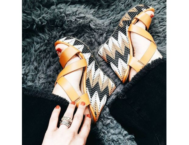 MANILA high heels Menbur