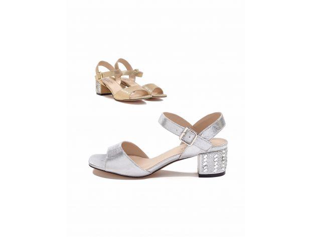 TALLIN mid&low heel Menbur
