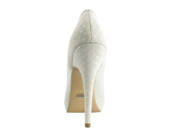ADELIA  zapatos novia Menbur