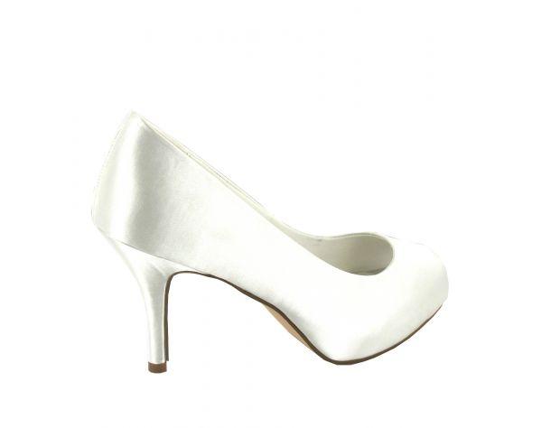 AMALIA bridal shoes Menbur