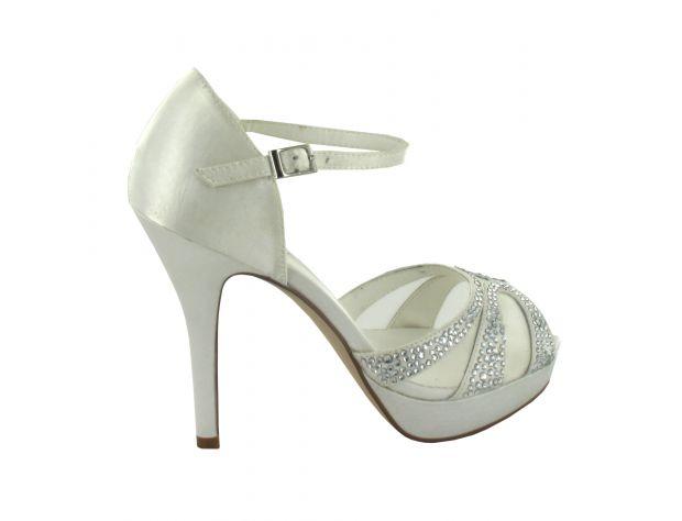 AMELIA zapatos novia Menbur