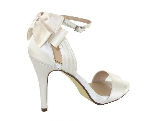 ANA MARIA zapatos novia Menbur