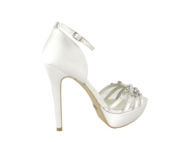 ANDREA bridal shoes Menbur