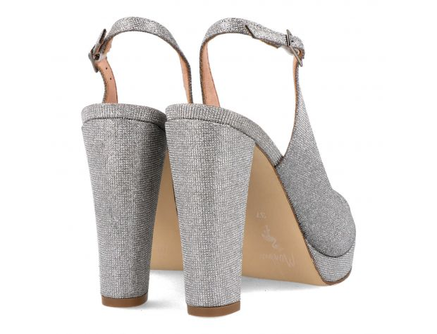 BARDONE mid&low heel Menbur