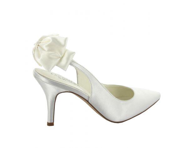 BAUL zapatos novia Menbur