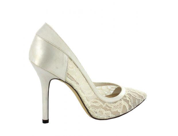 BEGOÑA zapatos novia Menbur