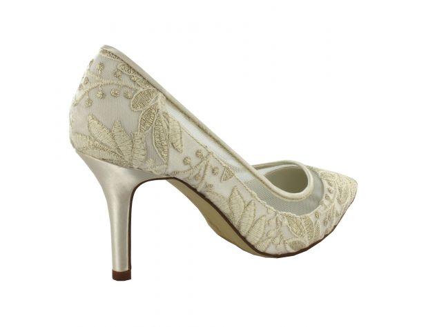 BERTA zapatos novia Menbur