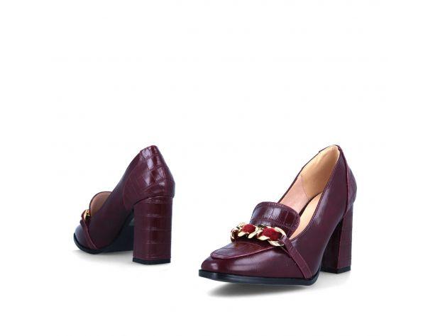 CAORSO  mid&low heel Menbur