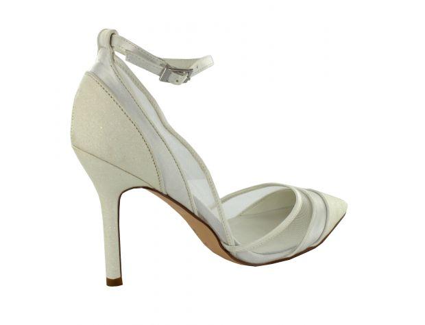 CLOTILDE zapatos novia Menbur