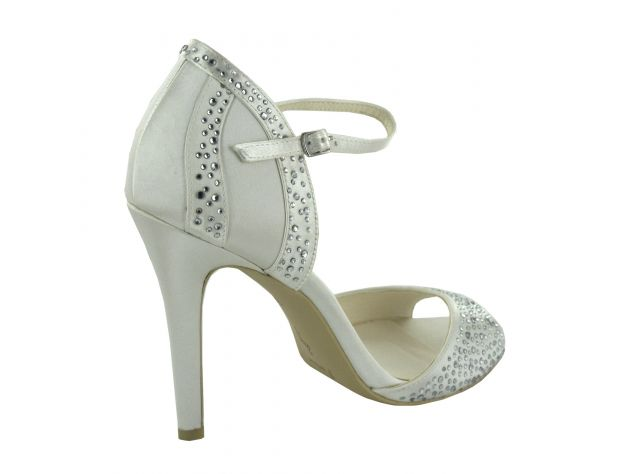 CRISTAL bridal shoes Menbur