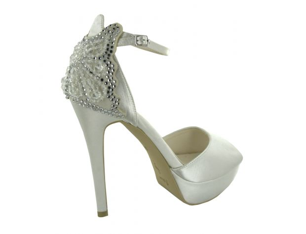ESPEJO bridal shoes Menbur