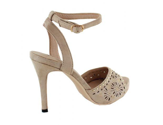 ESTENSE mid&low heel Menbur