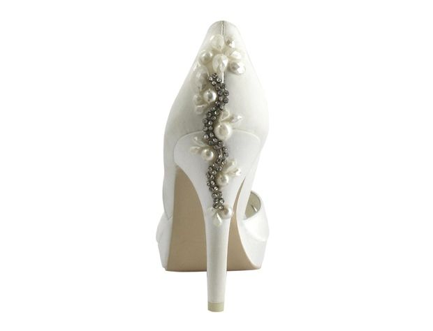 FAUNO bridal shoes Menbur
