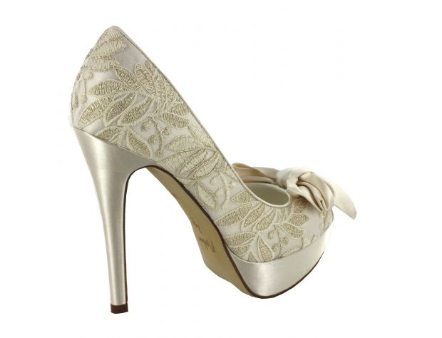 FLORA bridal shoes Menbur