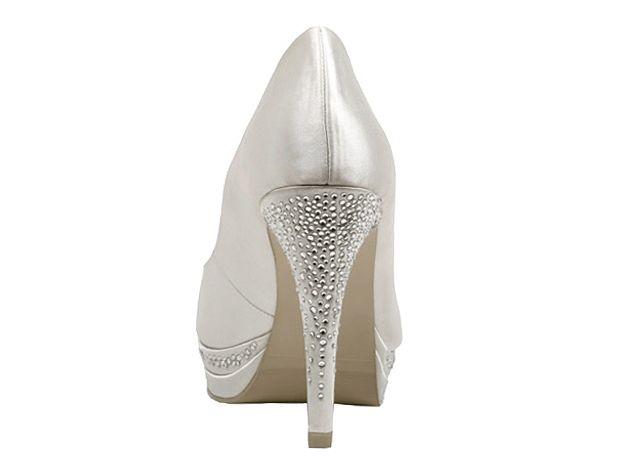 JULIA bridal shoes Menbur