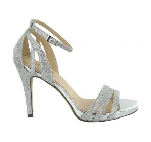 Zapatos Tacon Rosa Palo