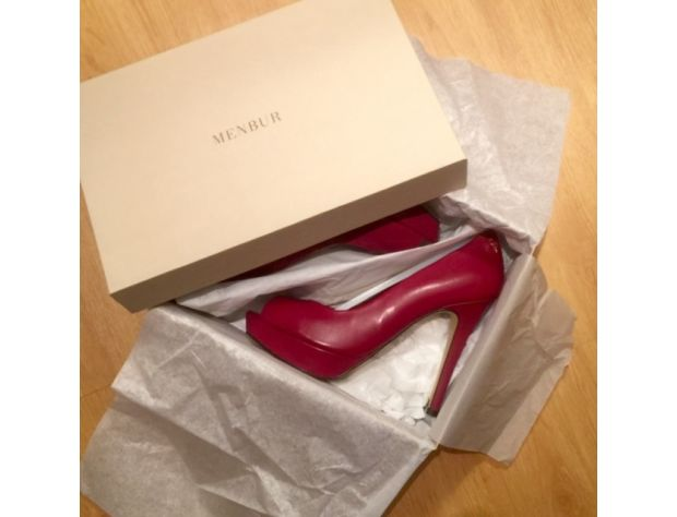 CUENCA shoes Menbur