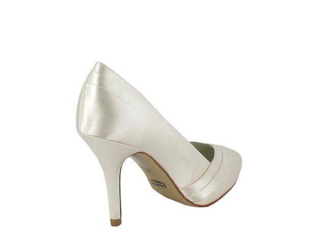 MARE zapatos novia Menbur