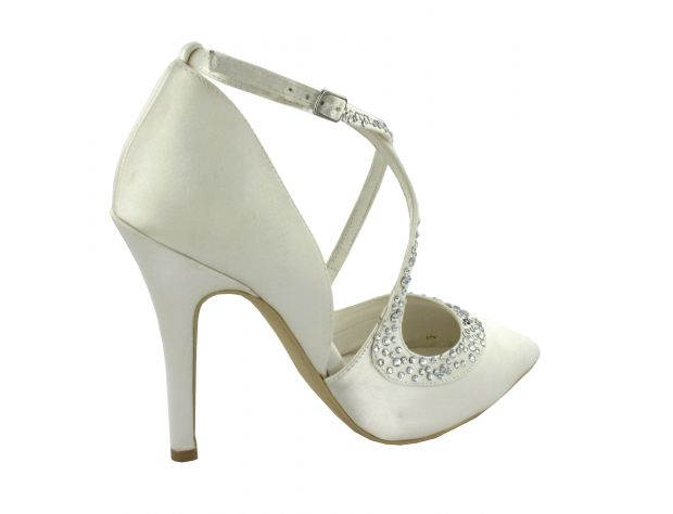 MARTINA bridal shoes Menbur
