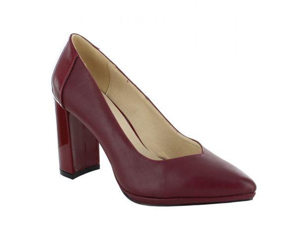 MASER mid&low heel Menbur