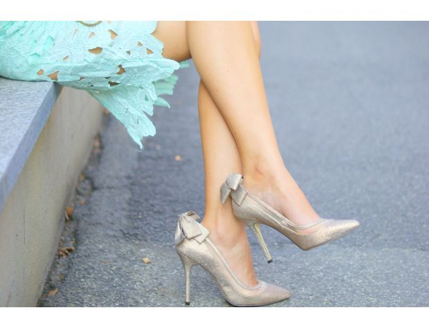 CRUSY high heels Menbur